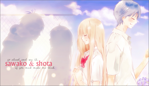 Sawako and Shota by simplyKia