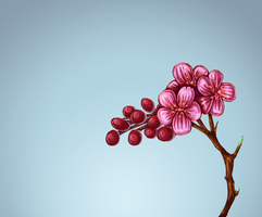Small Flower by Kata