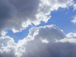 Cloudy Sky 1_Stock by MJ84-StockPhotos