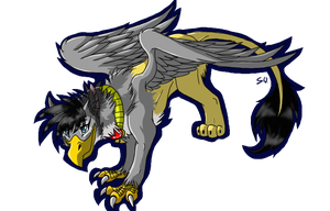 :CP:Peregrine: by Vinabe