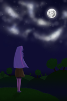 32. Night by WithMyEyesClosed