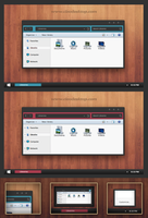 Ozano  Theme For Windows 7 by cu88