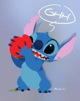 Stitch | tribute by michan