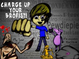 Charge Up Your Brofist :D by Brianna8cD