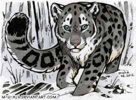 ACEO Ice by m-u-h-a