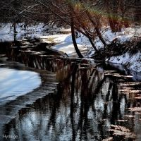 Trace de glaces I by hyneige