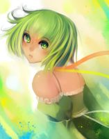 Green Girl by R-chura
