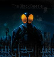 The Black Beetle by uwedewitt