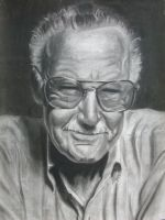 stan lee by spencerjoh7