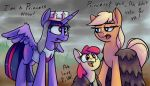 Twilight Sparkle and the Holy Grail by ImpCJCaesar