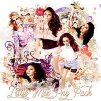 Pack png 251 Little Mix by MichelyResources