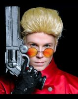 Vash The Stampede Cosplay 6 by Elffi