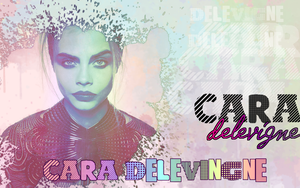 Splatter Paint Cara by Nikki-MissFairytale