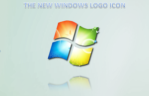New Windows logo by tonev