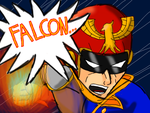 Falcon...PUNCH!!! by REsupersonic