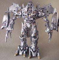 Megatron I Transformers by TomCampbell