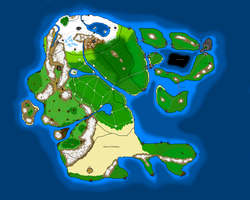 Ruhgaia Map - almost complete by IrateResearchers