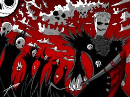 The Twisted Dark Realm by ichimoral