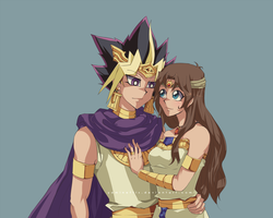Yugioh: Connection by Yamineftis