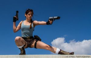 Lara Croft - Classic 01 by ImeldaCroft