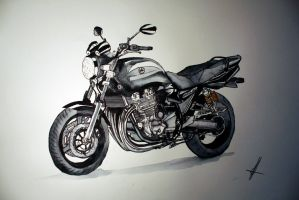 XJR 1300 by vodoc