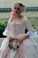 Marie Antoinette by popecerebus