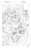 Avengers Academy 11  page 1 by TomRaney