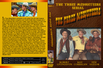 3 Mesquiteers Cover by Black-Battlecat