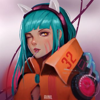 Cyber by Avnil