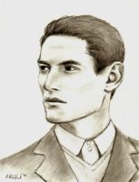 Tom Riddle Sr. by HoneyBean