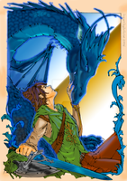 More Eragon Art by Gabriel-loki