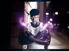 50 Cent by destroyer53