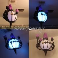 Chandelure Light by SunsetSovereign