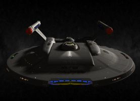 NX-03 Challenger by King-O-the-Goats