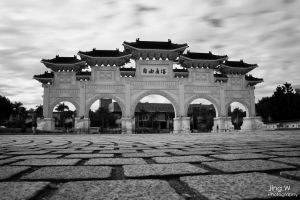 C.K.S Memorial Hall Taiwan by afterfxpro
