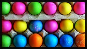 Easter Eggs 2 by Frostola