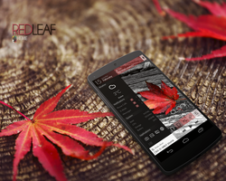RedLeaf Theme by marcco23