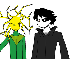 Josh And Electro by wkeeble12