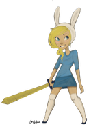 Fionna by Extraterritoriality