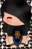Domo luver girl by ceeceebaby