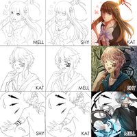 Shmelly Kat Switcharound Meme by Katkat-Tan