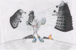 Dalek Killer by XenosAstartes