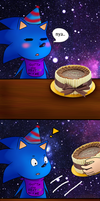 Happy Birthday Sonic! by heitor-jedi