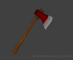 Axe by Jonathan-ZS
