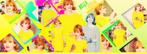 Bella Thorne by ddlovatosl