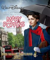 Marry Poppins 2012 (FAKE) by JeffreyHamesGallery