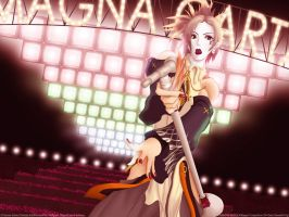 Magna Carta in Concert by nuniko