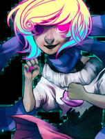 Roxy Lalonde by digitallyImpaired