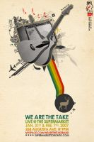 We Are The Take - Flyer 04 by agentfive