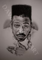 Big Daddy Kane by IAmPencilFingerz